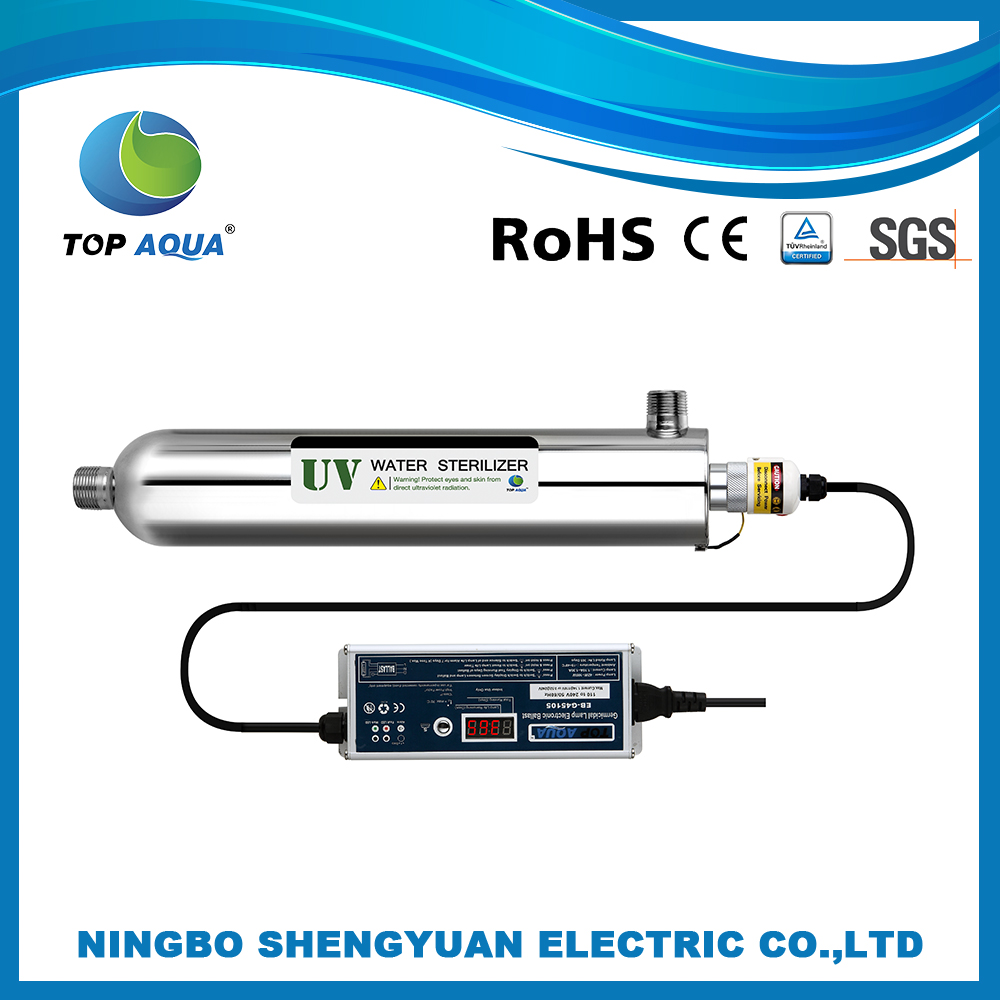 Uv Disinfection Pure Water Filter System