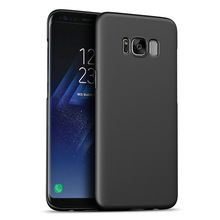 Matte Plastic Phone Cover For Galaxy S8 Plus , For Samsung Galaxy S8 PC Phone Case Cover