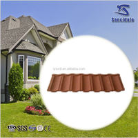 Magnesium oxide concrete roof tiles prices