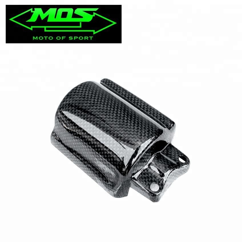 [MOS] Carbon Fiber Series Starter Motor Outer Cover for MBK X-Over 125