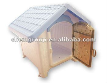 foldable plastic dog house