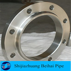 Sales promotion rf spectacle flange with high quality/6 inch welding neck flange dimensions