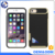 china suppliers 2 in 1 shockproof hybrid case card case power case for iphone 7