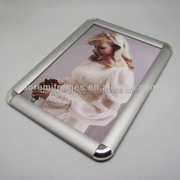 A1 A2 A3 A4 snap poster frame photo aluminum material frame a4 size