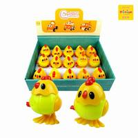 Q-CITY cute chicken wind up toys