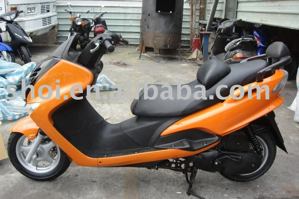USED SECOND HAND SCOOTER 125CC MAJESTY
