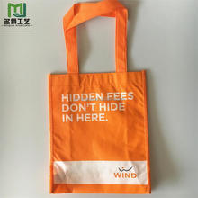 New arrival and well price fashionable full color pp non woven bag