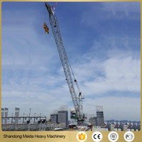 Small construction derrick crane for sale