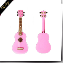 Finlay UK-22 China Custom Whosale soprano Cartoon coloured ukulele, Hello Kitty Universal Ukulele,mini cheapest ukulele