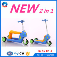 Top selling products 2016 in alibaba stock price three wheel scooter , kids scooter in bangladesh