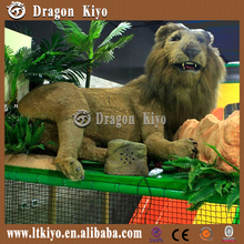 hot new products for 2015 customise animatronic animals for sale,lion