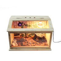 High quality Rabbit Hutch Pet display box good price for sale NX-03
