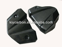Carbon motorcycle engine covers fits Yamaha MT-01