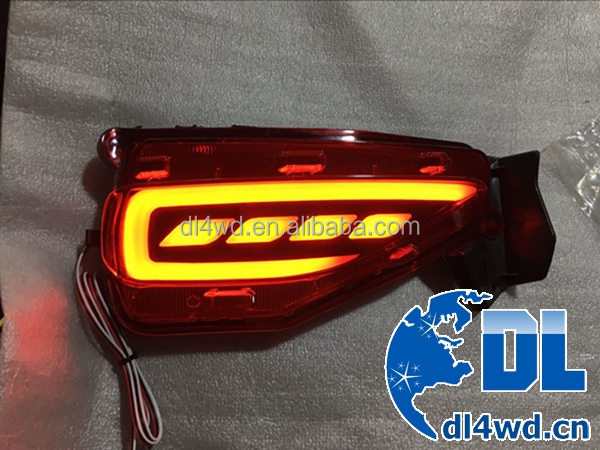 New arrival led fog lamps for toyota fortuner 2016 accessories