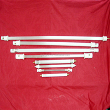 quartz infrared heat tube