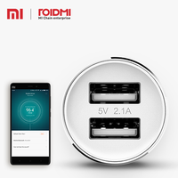 Xiaomi,2016 New release Roidmi FM transmitter Bluetooth 4.0 wireless usb car charger adapter