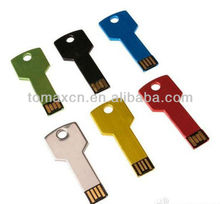 low price free promotion mini key usb flash memory disk