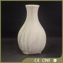 Marble Veins Simple Ceramic Flower Vase Designer