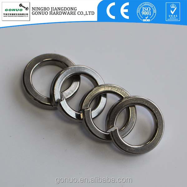 China made Stainless steel spring lock washer