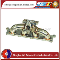 1.8Mm tube thickness chevy turbo exhaust manifold