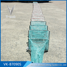 high quality folding fishing eel traps,fishing cage
