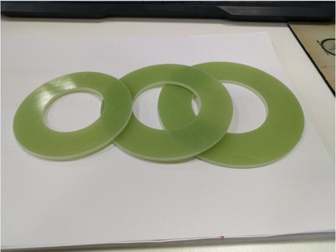 2017 Hot Epoxy Resin Fiberglass G10/FR4 Gasket
