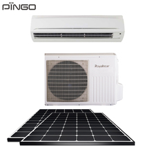 Multi Split DC Inverter Solar Room Air Conditioner For Home Heating And Cooling