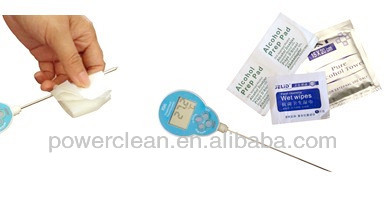 Disposable Single Packed Disinfecting Probe Wipes
