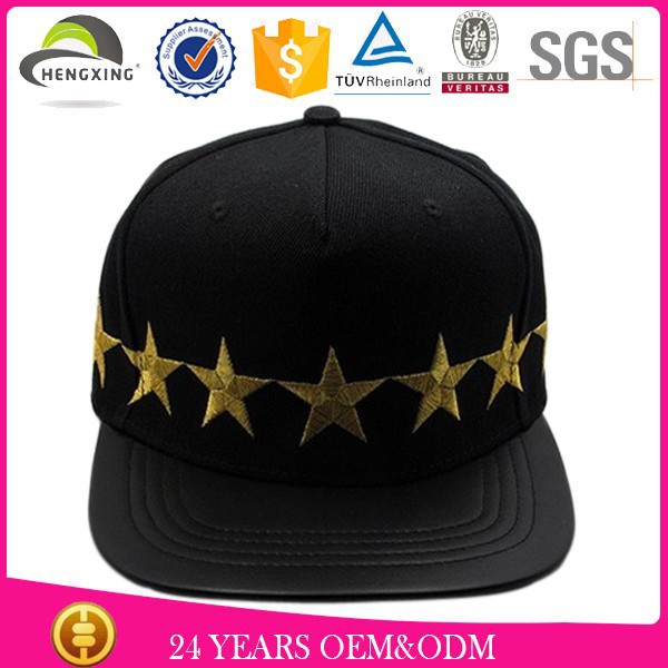 Fashion style neon snapback trucker hats,snapback leather strap buckle hat
