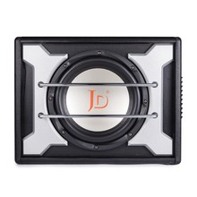 JD-101D high quality 150W best car battery powered subwoofer