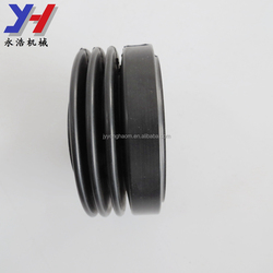Custom protective pipe EPDM rubber sleeve