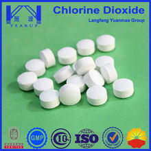 2015 Best Selling Chlorine Dioxide For Food Industry producing Disinfection and Sewage Water Treatment