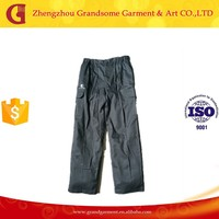 Work Pantalones with lining Durable work cargo Trousers