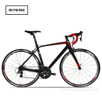 Factory Direct Sale High Quality 20 Speed Road Bike Carbon Fiber 700C Race Bicycle