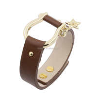 Time Plus ,New Style horseshoe jewelry bracelet cheap gold bracelet for women in dubai