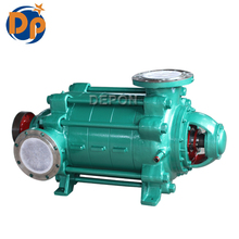 High pressure multi-stage centrifugal speck pump