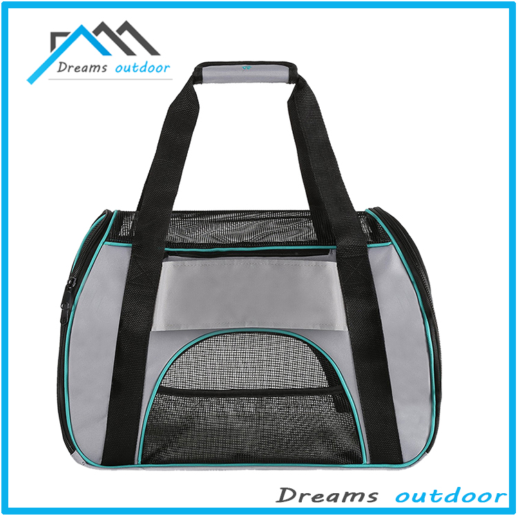 Side and Top Mesh ~ Airline Approved Duffel Bag lovable dog carrier pet products dog carrier