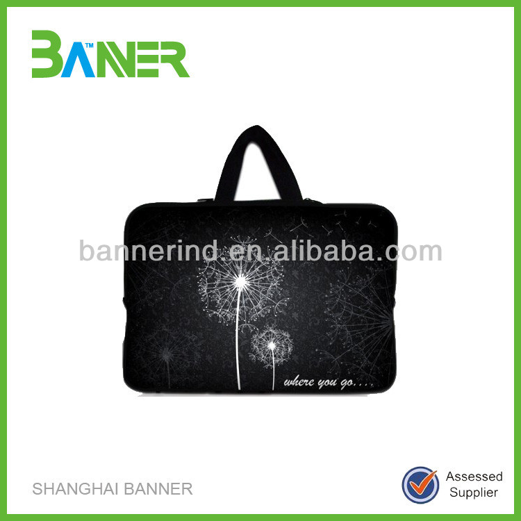 China manufacturer top grade trendy 14.1 inch laptop sleeve