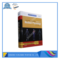 Printing Hardcover Textbooks of Medical Physiology