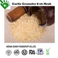 Garlic Granules 8-16 Mesh, 2016 Crop