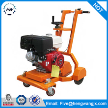 Hand push asphalt concrete road grooving machine for sale