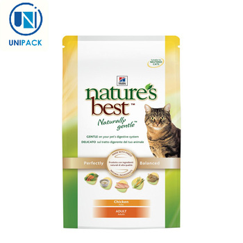 Wholesale dry wet bag small cat food pouch