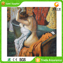 Suizhan Animal With Woman Open Sex Girl Diamond Painting Canvas Painting