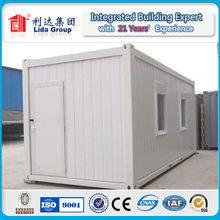 Papua New Guinea hot sale ISO 9001 certificated portable modular container office