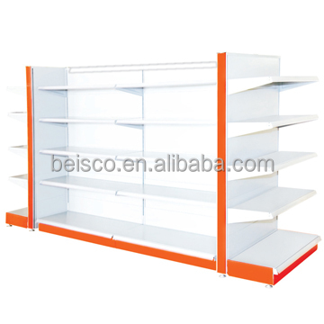 Cheap supermarket shelf, grocery store display shelf,gondola beverage shelving