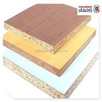 particle board core plywood with both side melamine