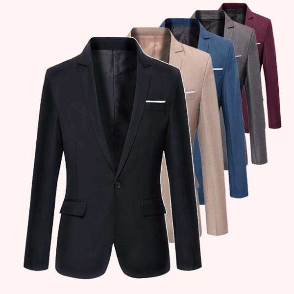 2017 summer newest fashion casual men suit