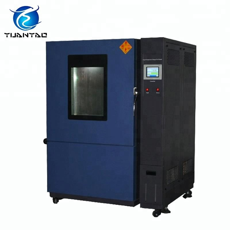 Household refrigerator fast temperature change ramp test equipment