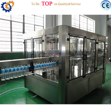 Complete Small Bottle Minber Water Filling Machine Production Line