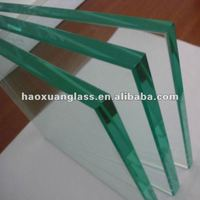 6-8mm Toughened glass
